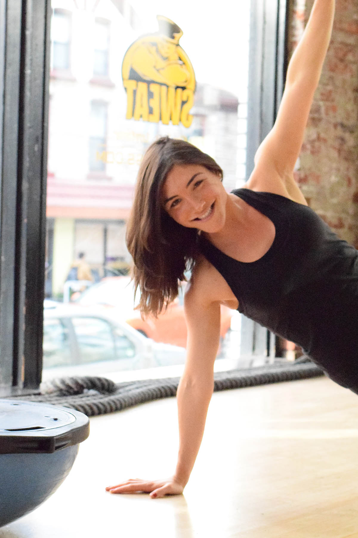 Carly Solis-Cohen | SWEAT Personal Trainer